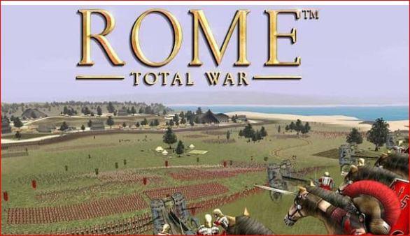 Game chiến thuật Total War