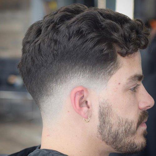 Kiểu tóc nam Undercut Low Fade
