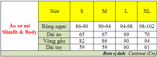 size-ao-so-mi-nam-slimfit-body