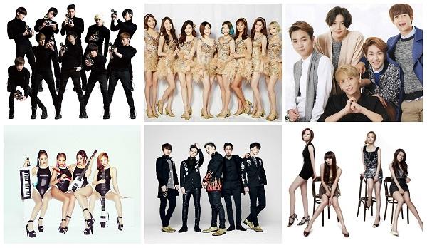 Kpop và những vấn đề xoay quanh Kpop