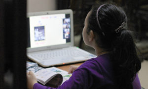Nguy cơ trẻ em bị quấy rối tình dục khi học online