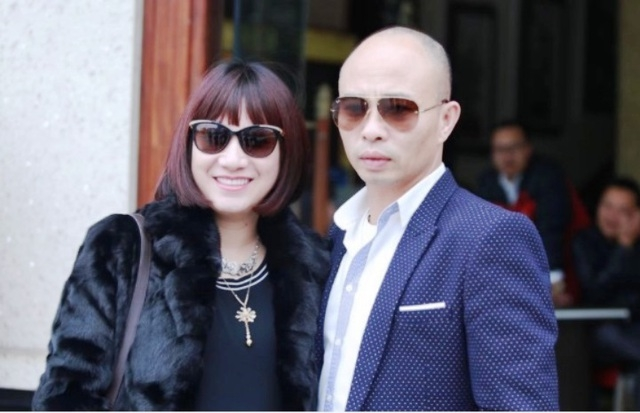 vợ chồng Đường Dương