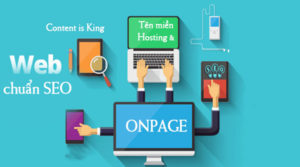 Thiết kế website chuẩn seo là gì?