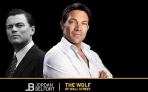 """Jordan Belfort trở thành """"Sói già phố Wall"""""""