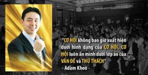 Adam Khoo là ai?