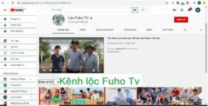 kênh lộc Fuho TV