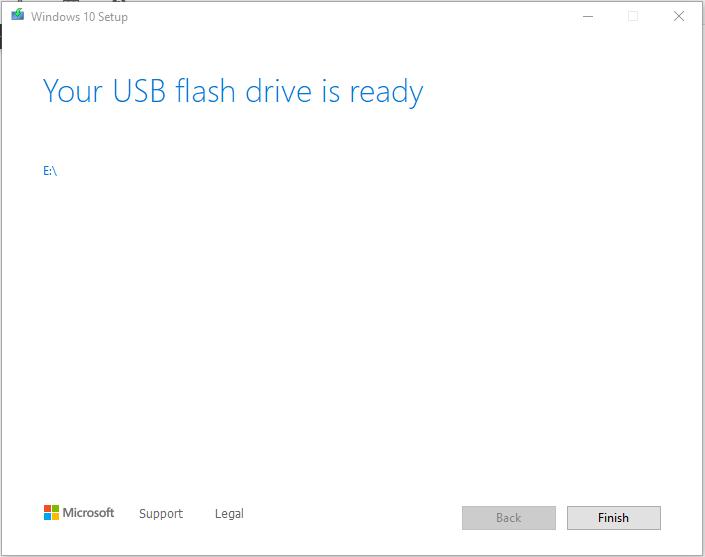 Hướng Dẫn Tạo USB/CD cài đặt Windows 10 [bước 3]